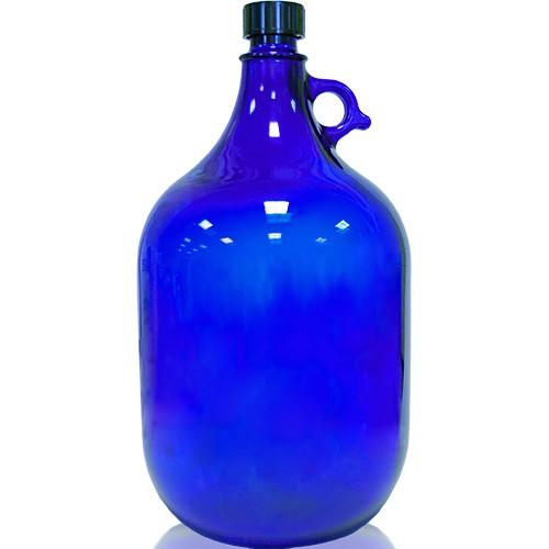 Glass bottle 5 liters