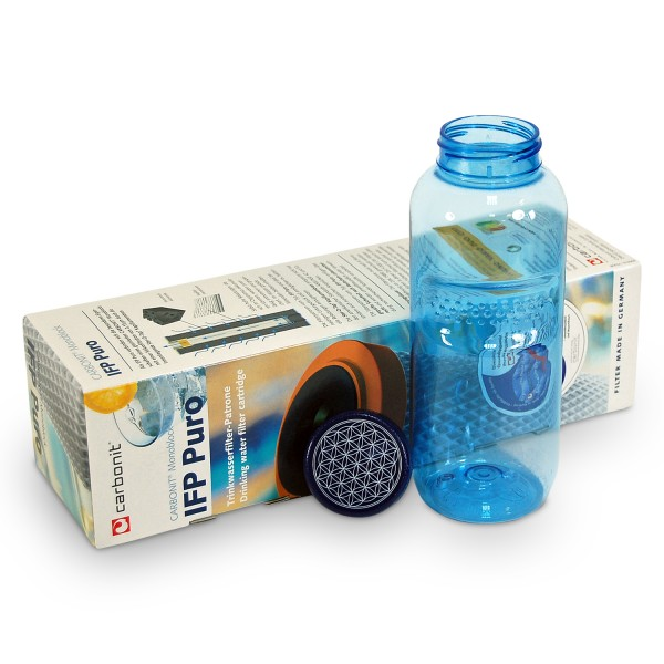 Carbonit IFP Puro + Flasche