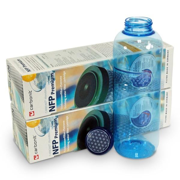 2 x Carbonit NFP Premium + Bottle