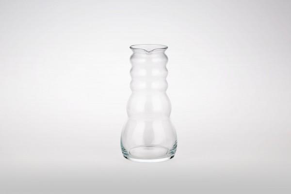 Wasserkrug CADUS mit Glasdeckel