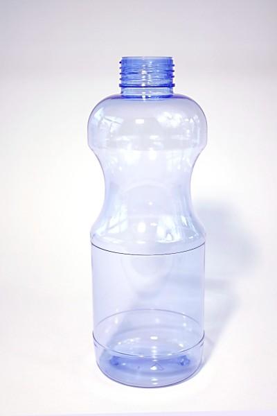 TRITAN Trinkflasche 1 Liter, rund