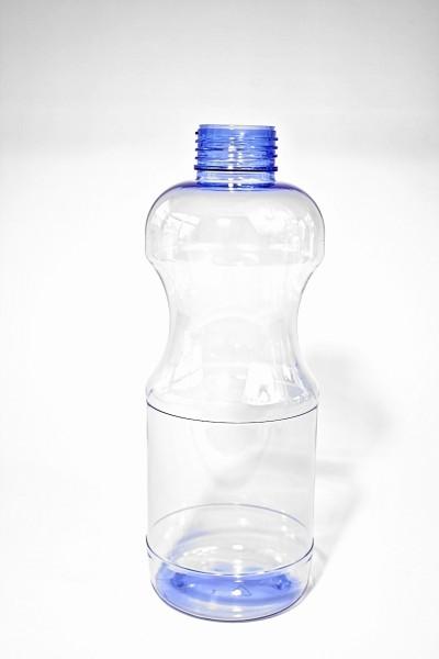 TRITAN Trinkflasche 0,5 Liter, rund