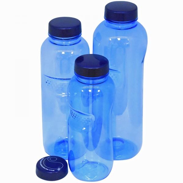 Water Bottle Set 1 x 0.5l, 1 x 0.75l, 1 x 1,0 liter