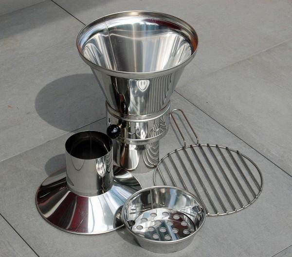 Design Standgrill WL250 mini