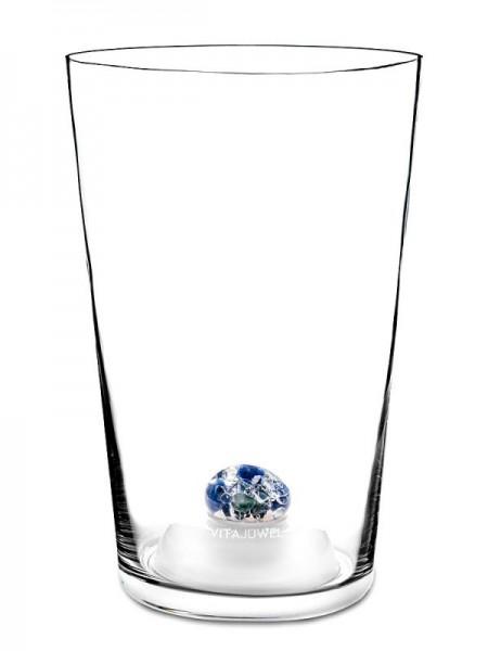 VitaJuwel Flora L | Crystal Water Flower Vase
