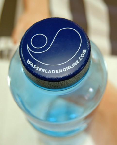 Drinking Bottle 1l round, web