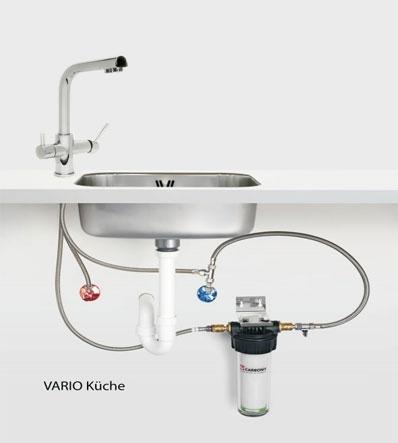 Carbonit Vario Küche WS7