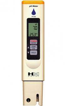 pH Meter (PH-80)