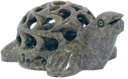 Undercut-Tier, ca. 7,5 cm