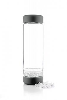 inu! CRYSTAL Glasflasche