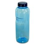 Trinkflasche 0,75 L. rund, Blume
