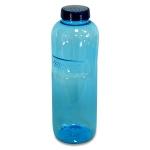 Trinkflasche 1 L. rund Blume