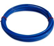 """LLDPE-Rohr 1/4"""" in blau 5 meter"""