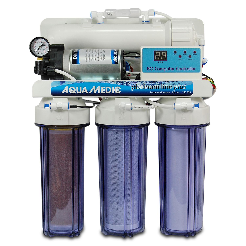 Line Water Filter Wasserladenonlinecom Aqua Medic Platinum Line Plus 400l Day