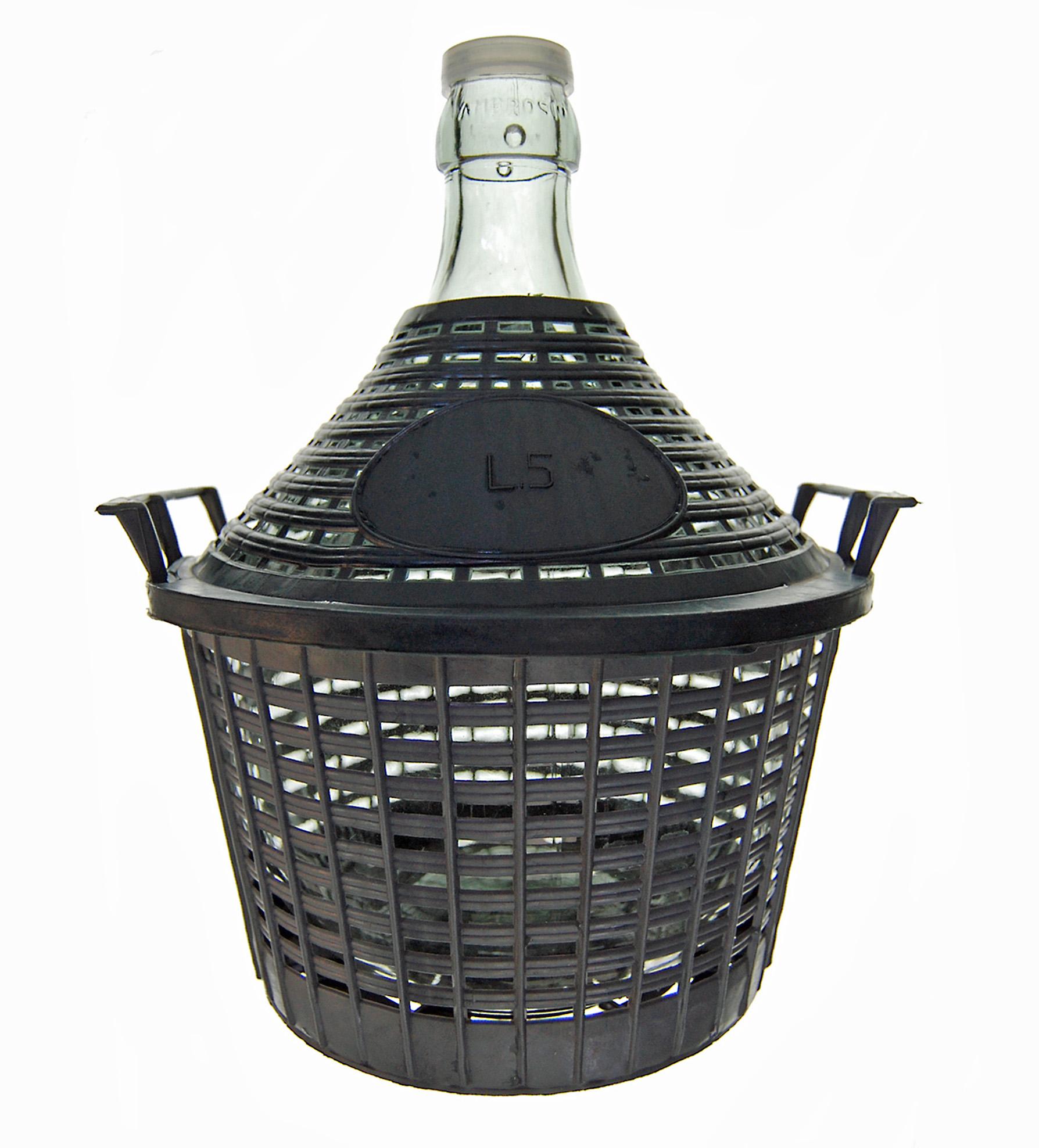 glasballon mit ablasshahn 5 liter. Black Bedroom Furniture Sets. Home Design Ideas