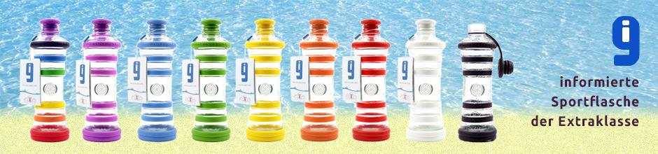 i9 Flaschen